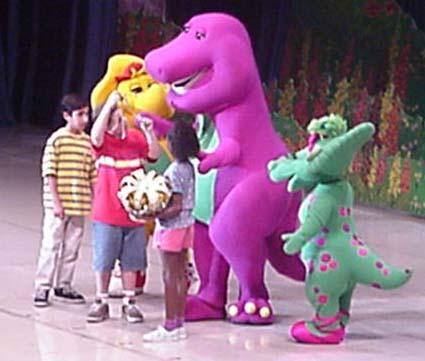 Barney html
