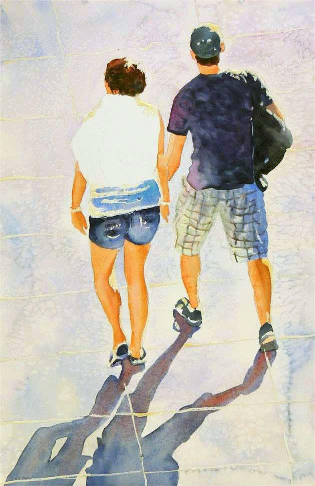 Akvarel.. - Page 6 CoupleShadowsII05